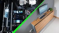 Building a spectacular DIY 'desk PC' (it can fold!)