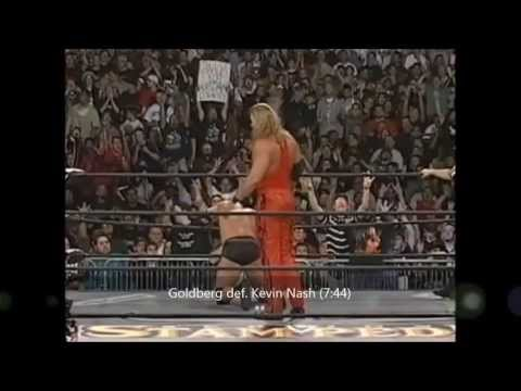 WCW Spring Stampede 1999 Review