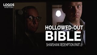 Shawshank's Hollowed-Out Bible