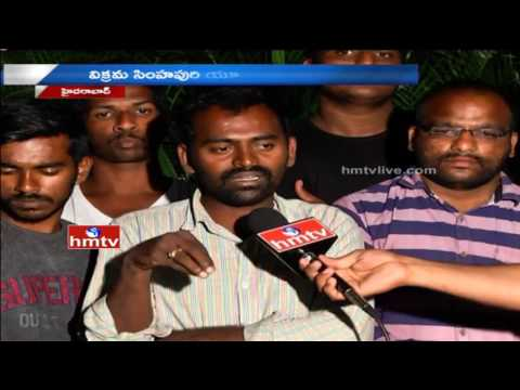 Nellore Students Padayatra Reaches Hyd To Meet Pawan Kalyan | Face To Face Over Problems | HMTV