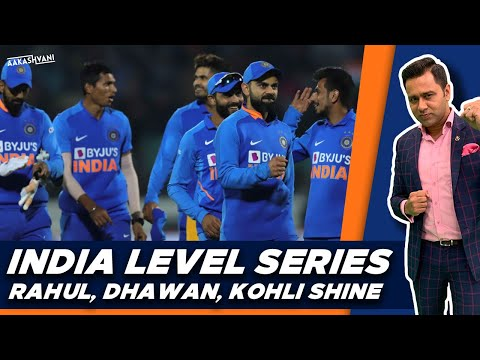 INDIA Level The SERIES In RAJKOT | #AakashVani | #INDvsAUS 2nd ODI Review
