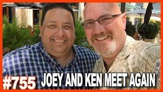 JOEY & KEN MEET AGAIN!!! Wooo, Wooo, Wooo!!! San Fran Day 3