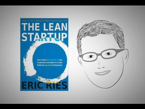 Validate your business idea: THE LEAN STARTUP by Eric Ries