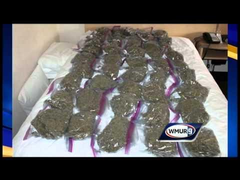 Salem police confiscate $100K in cash, 20 lbs marijuana from Salem hotel room