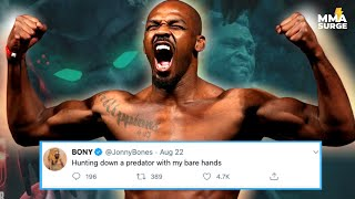 Jon Jones vs. Francis Ngannou | MMA SURGE