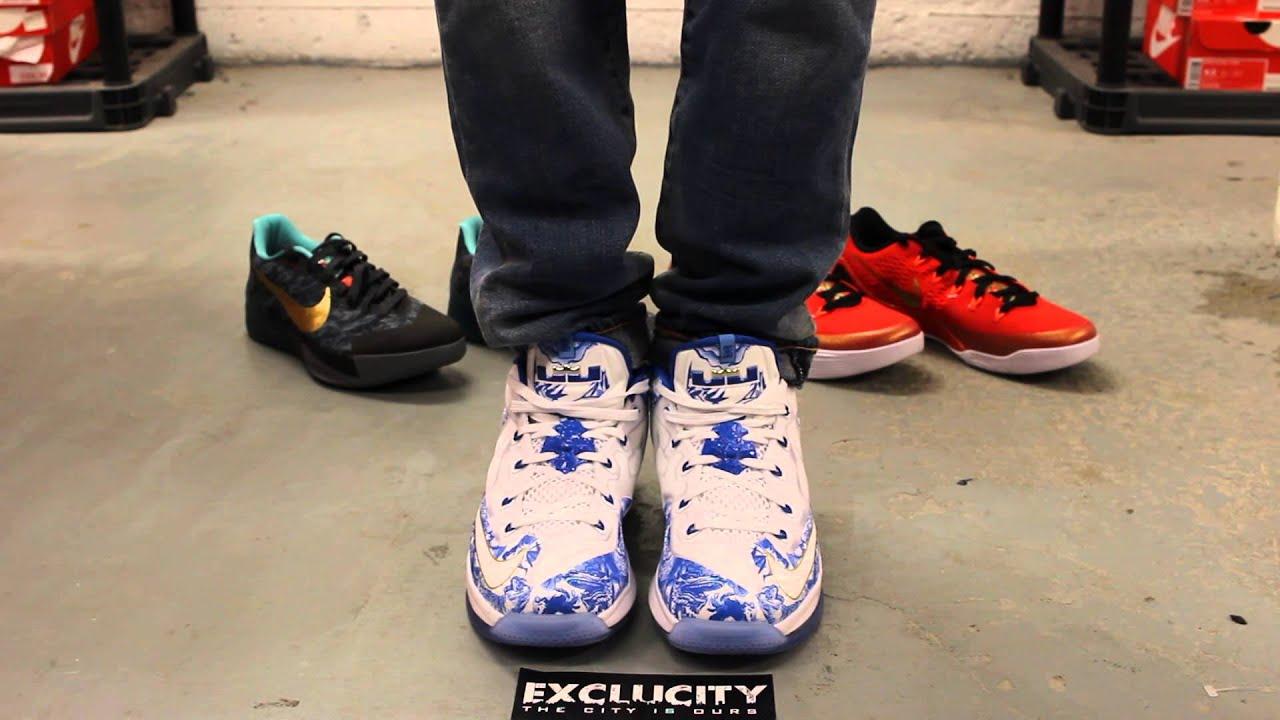 separation shoes 3c571 caa8f Nike Max Lebron XI Low