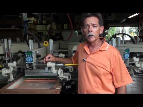 Revolution screen printing press -Florida customer review