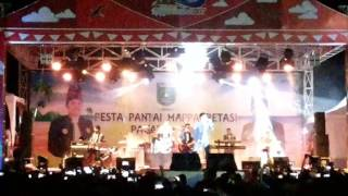 Republik Band in Concert Pagatan Beach (Mappanretasi) Tanah Bumbu Kalsel May 3 2017
