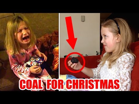 Kids Getting COAL For Christmas | Funny Compilation
