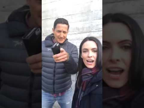Sasha Roiz and Bitsie Tulloch were live on Facebook. For the final episode of Grimm