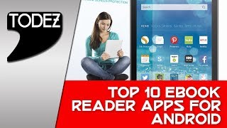 Top 10 ebook reader Apps for Android