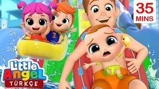 Can Bebek Havuza Yüzmeye Gidiyor🌊🌊 | Eğlenceli Ve Öğretici Çocuk Şarkıları | Lit