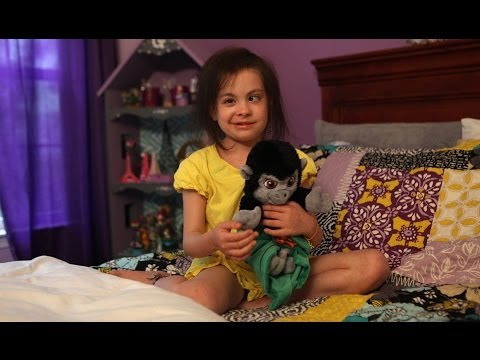 Stop Talking and Start Doing: 10yearold cancer fighter Gabriella Miller Tells It Like It Is!