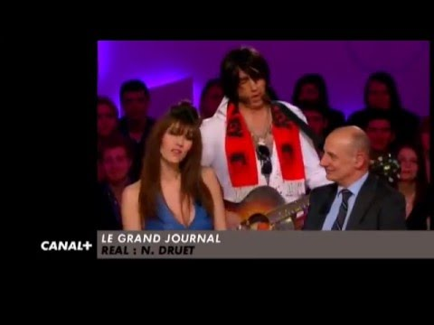 Passage au zapping de Canal +