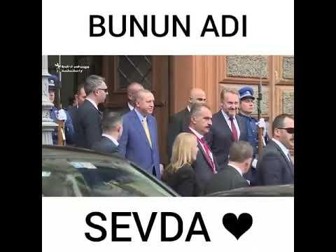 Recep Tayyip Erdoğan Bunun Adı Sevda
