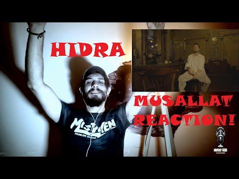 BEKLENEN ŞARKI !! HIDRA – MUSALLAT     DOĞU TÜRKİSTAN Metal Solistinden Analiz, Yorum, REACTION!!