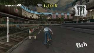 Dolphin Emulator 4.0 | Dave Mirra BMX Challenge [1080p HD] | Nintendo Wii