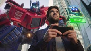 Transformers: Forged to Fight - Showdown