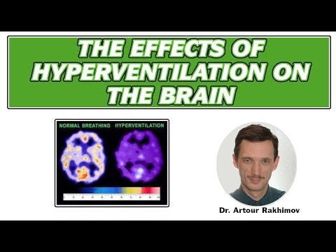 Hyperventilation: Breathing Effects on Brain Oxygen and Health