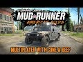 Spintires MudRunner: American Wilds - 03 - Flatbed Truck on a Truck