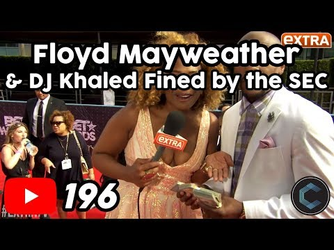 Floyd Mayweather & DJ Khaled Fined by the SEC for Promoting ICO's - Officially Paid over $600,000! Mp3
