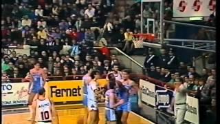 1989 Arimo Fortitudo Bologna vs Divarese Varese r.s.