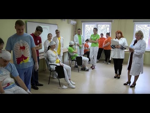 Студенты медицинского колледжа вновь стали победителями международного конкурса