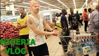 FIRST TIME IN NIGERIA - VLOG Part 1