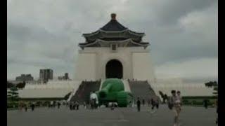 VOA连线(萧洵):台湾在自由广场举行六四30周年烛光纪念活动