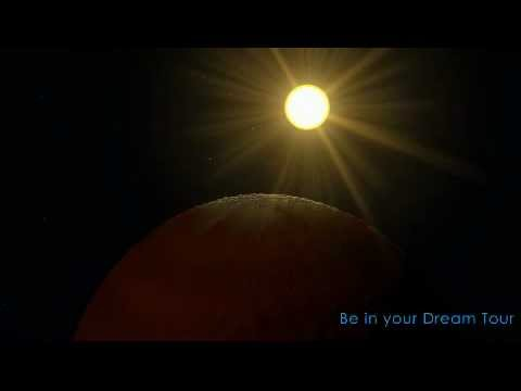 Solar system Animation Cinema 4D and After Effects