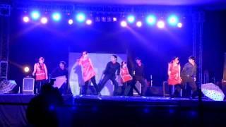 Retro Dance @ Manfest 2012 IIM Lucknow