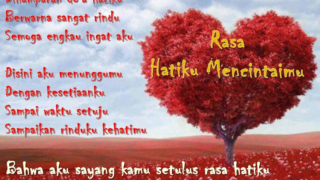 Puisi Romantis Bahasa Jawa Youtube