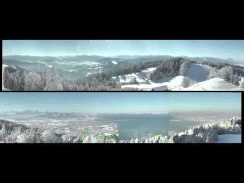 Realtime Video Panorama Stitching with OpenCV - YouTube