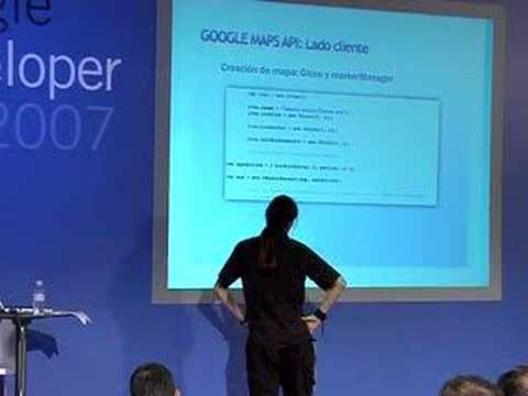 Google Developer Day - Madrid: GBS and Maps