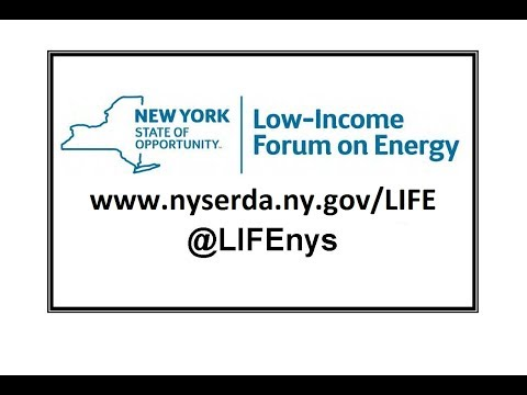 LIFE Webinar Series Presents Solar Options in NY for Low Income Households 20170726