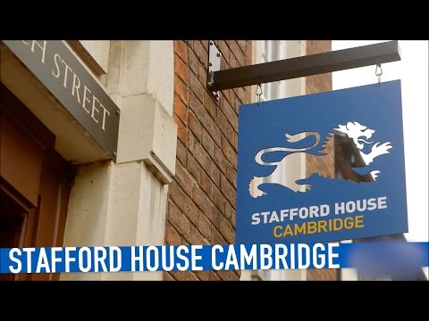 Learn English with WEP in the UK / Stafford House Cambridge