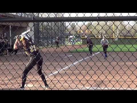 Emily Shank softball Highlights