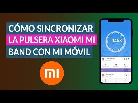 Cómo Activar y Sincronizar la Pulsera Xiaomi Mi Band con mi Móvil - Paso a Paso