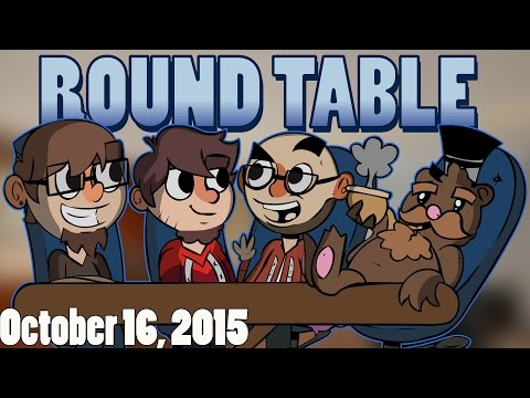 The Roundtable Podcast - 10/16/2015 (Ep. 19)
