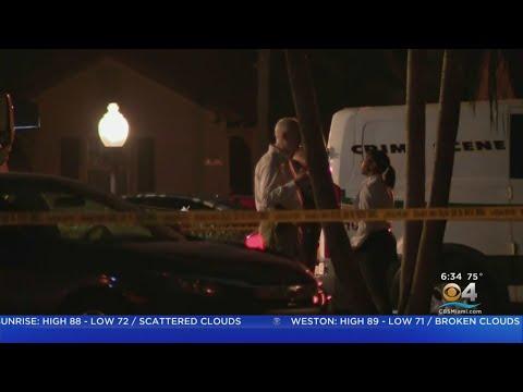 Two Dead In West Boca Raton Murder Suicide