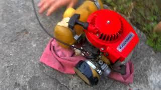 Achat: moteur kawasaki kt17