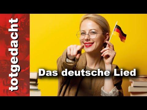 Das deutsche Lied: Nationalismus, Nationaler Sozialismus, Etatismus (totgedacht 6)