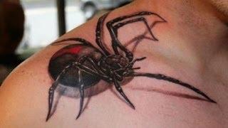 Best 3d Tattoos In The World Hd   Part 2    Amazing Tattoo Designs