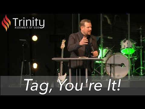 Tag, You're It! | February 11, 2018