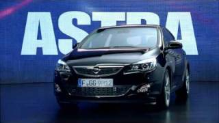 New Opel Astra J - Feel the drive