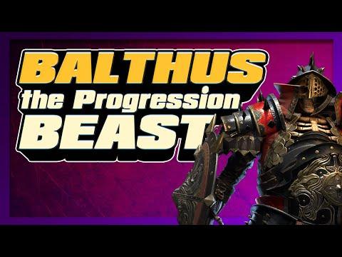 Champion Spotlight: Balthus Drauglord | Raid Shadow Legends