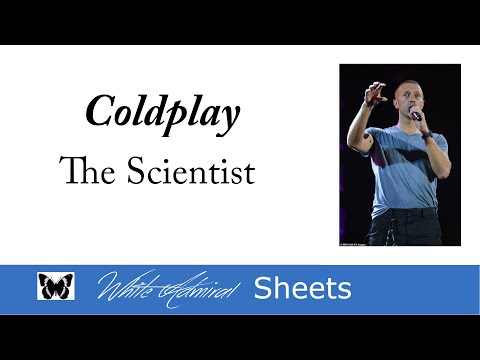 Coldplay Piano Cover - The Scientist