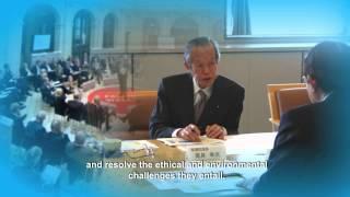 Hommage à Koji Omi, président fondateur du Science and Technology in Society