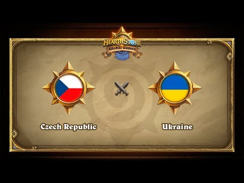 Чехия vs Украина, Grand Final, Hearthstone Global Games Finals