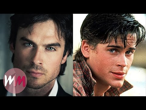 Top 10 Celebrities Who Look Like the Young Version of Iconic Actors